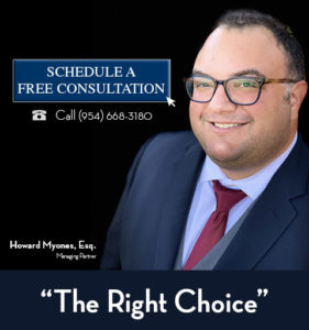 Howard Myones, Esq. - Fort Lauderdale FL